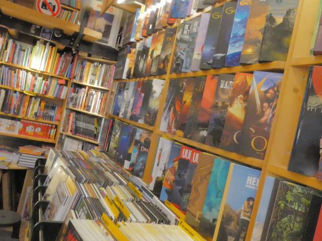 Wie wij zijn, Blunder, Strips, Stripboeken, Comics, Manga, Stripboekenwinkel, Webwinkel, Webshop, kopen, bestellen