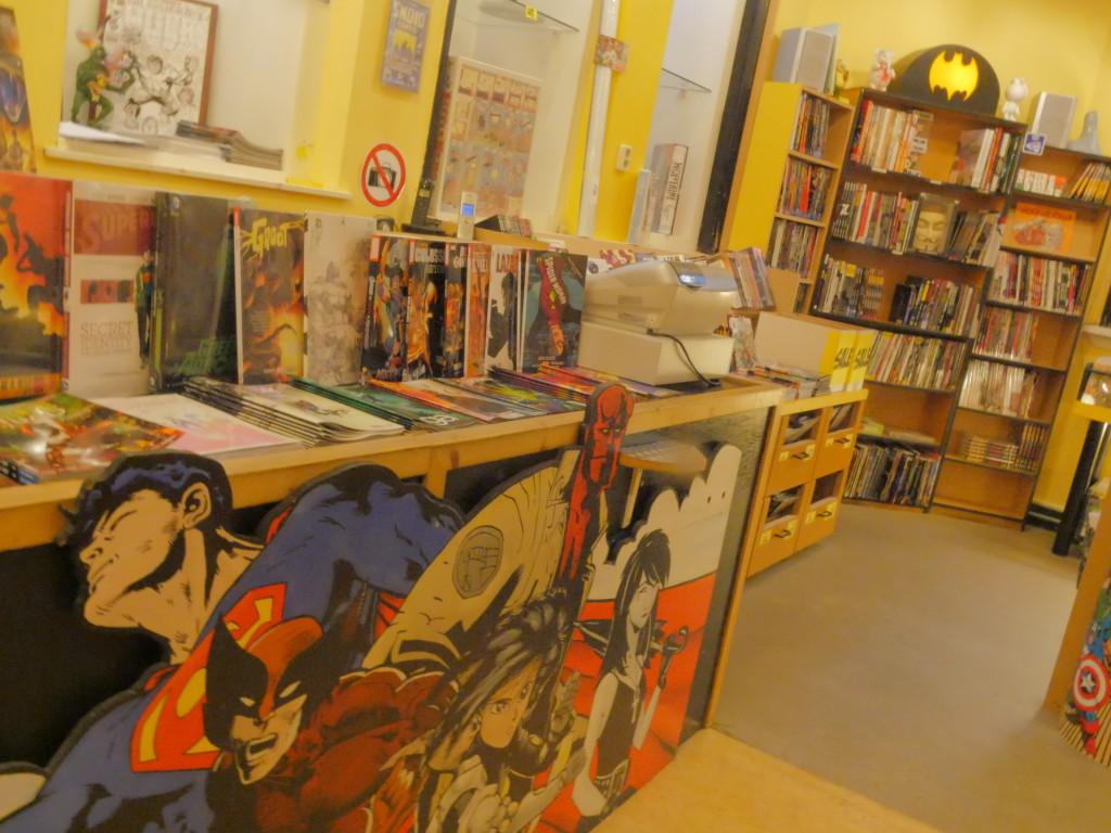 Pull list, comics, stripwinkel, stripboekenwinkel, kopen, bestellen, marvel, dc, image, idw