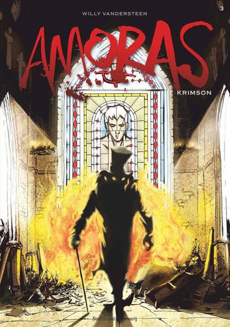 Amoras 3, Amoras, Suske, Wiske, Strip, Stripboek, Stripverhaal, Standaard, Kopen, Bestellen