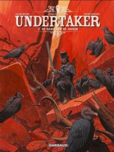 Undertaker, Dorison, Meyer, Gieren, Stripspeciaalzaak, Strips kopen, nieuwe strips, stripshop, Albums, Strip, Stripboek, Stripverhaal, Kopen, Bestellen