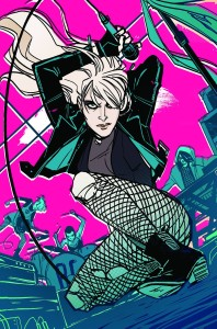 Black_Canary_tp_1_kicking_screaming