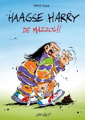Haagse Harry, Haagse Harrie, De Mazzel, Mazzol, Strip, Bestellen, Kopen, Stripboek