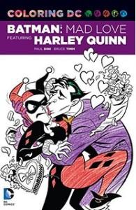 Coloring DC, Mad Love, DC Comics, Kleurboek, Volwassenen, Kopen, Bestellen