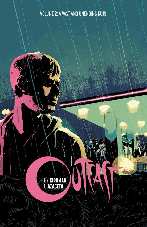 Outcast volume 2, Outcast, Comic, Image, Kirkman, Azaceta, Kopen, Bestellen, Strip