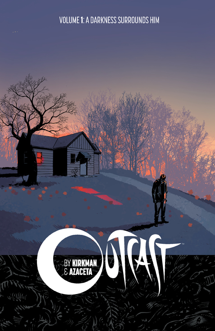 Outcast 1, Kirkman, Azaceta, Image, Comic. Strip, Bestellen, Kopen, Bundel, TP