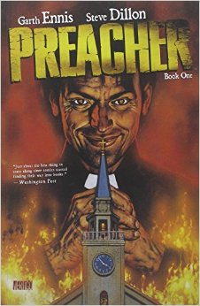 Preacher 1, Ennis, Dillon, AMC, Strip, Kopen, Bestellen
