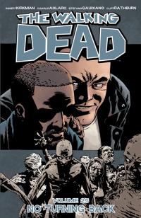 The Walking Dead, The Walking Dead Vol. 25 TP, No Turning Back, Comic, Image, Strip, Bestellen, Kopen