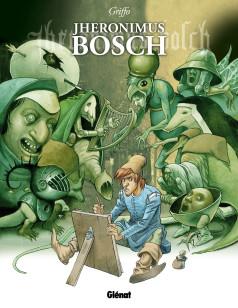 Jheronimus Bosch, Strip, Stripboek, Griffo, Glénat, Kopen, Bestellen