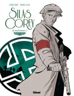 Silas Corey, zarkoff testament, 2, Fabian Nury, Glénat. Stripboek, strip, kopen, bestellen
