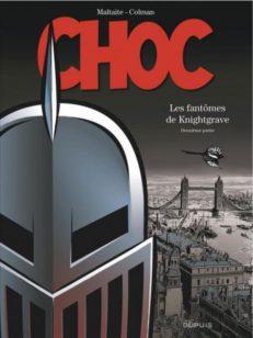 Stomp, Spoken van Knightsgrave, twee, 2, kopen, bestellen, strip, stripboek