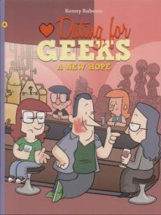 Dating for Geeks, Geeks, A new Hope, 4, Kenny Rubenis, Strips, kopen, Bestellen