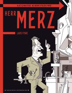 Herr Merz, Merz, Lars Fiske, Oog en Blik, Graphic Novel, Strip, Stripboek, Kopen, Bestellen