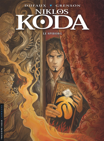 Niklos Koda 14, Spiborg, Dufaux, Grenson, Lombard, Stripboek, Stripverhaal, Strip, Kopen, Bestellen