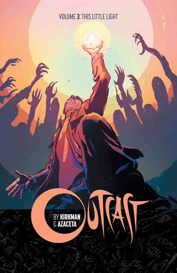 Outcast volume 3, Outcast tp 3, outcast 3, Kirkman, Azaceta, Cinemax, Fox, Image, Comic, Strip, Kopen, Bestellen