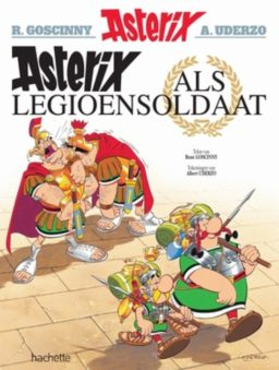 Asterix, Asterix 10, Legioensoldaat, Obelix, Kopen, Bestellen, strip, stripboek, stripwinkel
