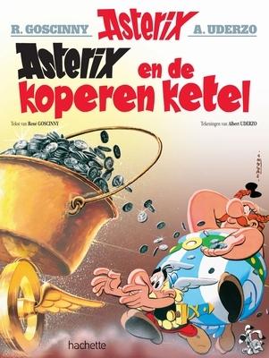 Asterix, Asterix 13, Koperen Ketel, Obelix, Kopen, Bestellen, strip, stripboek, stripwinkel