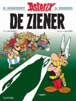 Asterix, Asterix 19, Ziener, Obelix, Kopen, Bestellen, strip, stripboek, stripwinkel