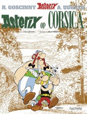 Asterix, Asterix 20, Op Corsica, Obelix, Kopen, Bestellen, strip, stripboek, stripwinkel