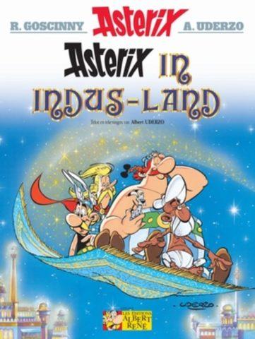 Asterix, Asterix 28, Indus-land, indusland, Obelix, Kopen, Bestellen, strip, stripboek, stripwinkel