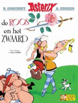 Asterix, Asterix 29, Roos en het zwaard, roos en zwaard, Obelix, Kopen, Bestellen, strip, stripboek, stripwinkel