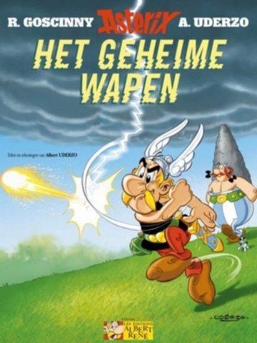 Asterix, Asterix33, Geheime Wapen, Beproeving Obelix, Beproeving, Obelix, Kopen, Bestellen, strip, stripboek, stripwinkel