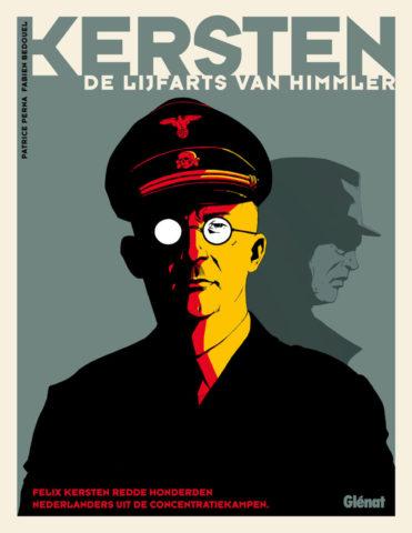 Kersten, Lijfarts, Himmler, Glénat, Strip, Stripboek, Beeldroman, Kopen, Bestellen