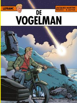 Lefranc, 27, Vogelman, Lefranc 27, Strip, Stripboek, Bestellen, kopen