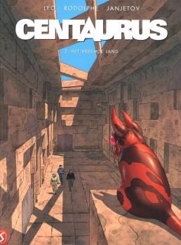 Centaurus, Leo, Vreemde Land, Aldebaran, Betelgeuze, Strip, Stripboek, Bestellen, Kopen