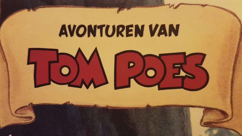 Tom Poes, Panda, Aanbieding, Verzamelbanden