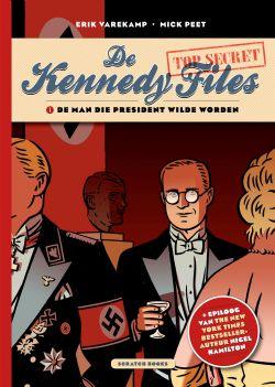 De Kennedy Files, Kennedy Files 1, BlunderTV, Kennedy Files, Blunder TV, Kennedy Files HC, Kennedy Files, Scratch, Erik Varekamp, Mick Peet