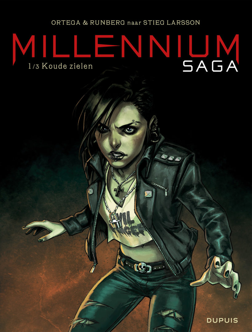 Millennium Saga 1, Koude Zielen, Runberg, Ortega