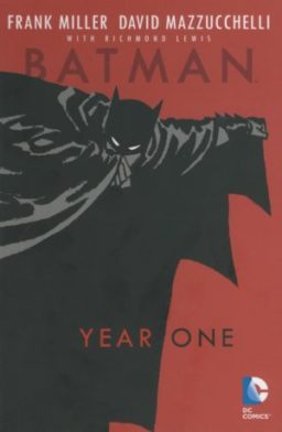 Batman, Year One,, Frank Miller, David Mazucchelli, DC Comics