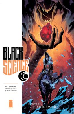 Black Science 5, Matteo Scalera, Rick Remender, Image