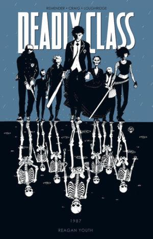 Deadly Class, Rick Remender, Wes Craig, Image Comics