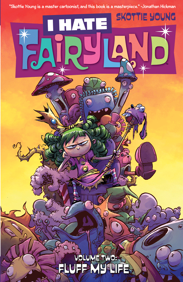 I Hate Fairyland 2, Fluff My life, Skottie Young, Image