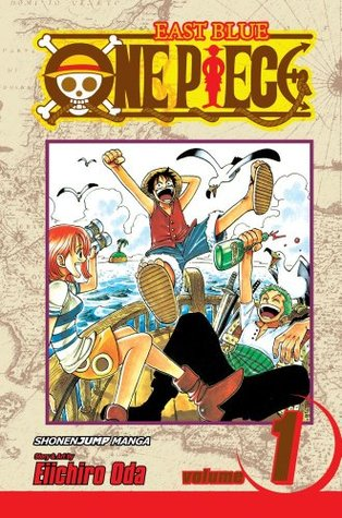 One Piece 1, East Blue, TP. Eiichiro Oda