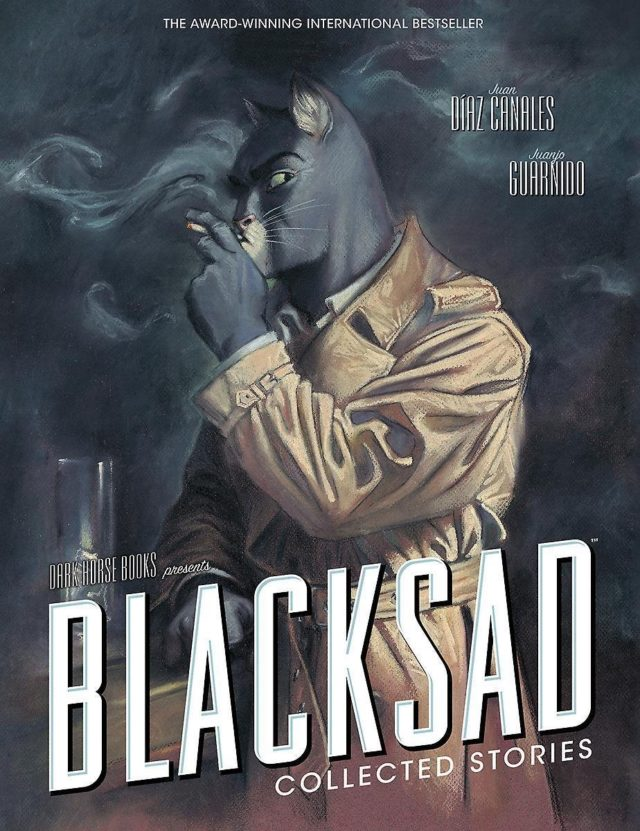 9781506716183, Blacksad TP (USA), Collected stories