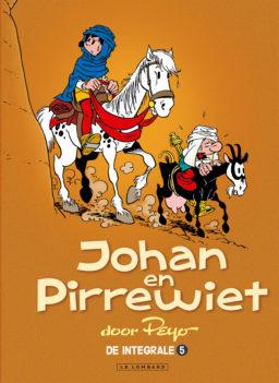 Johan en Pirrewiet Integraal 5