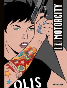 Zwartlijn, Motorcity, Strip, Stripboek, stripverhaal, kopen, bestellen