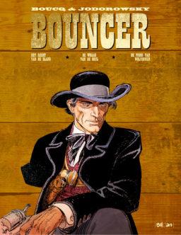 Bouncer, Integraal, Strips, stripboek, stripverhaal, kopen, bestellen