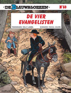 Blauwbloezen 59, Vier Evangelisten, 9789031433964
