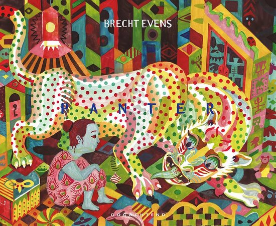 Brecht Evens, Panter, 9789077549889, Oogachtend