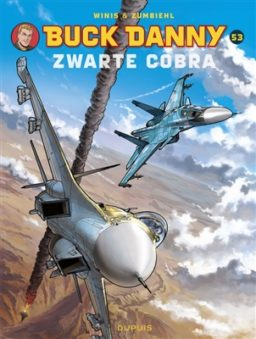 Buck Danny 53, Zwarte Cobra
