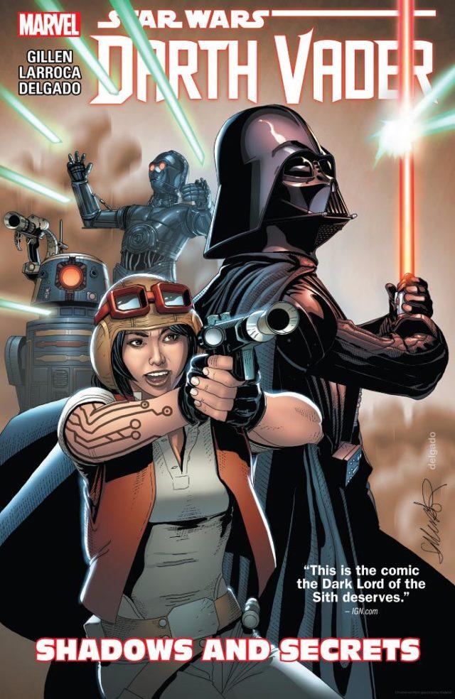 Darth Vader 2, Shadows and Secrets