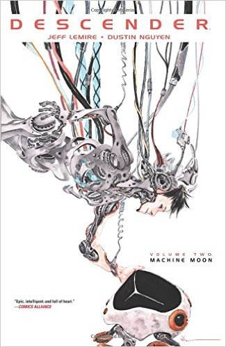 Descender 2, 9781632156761, lemire, dustin nguyen
