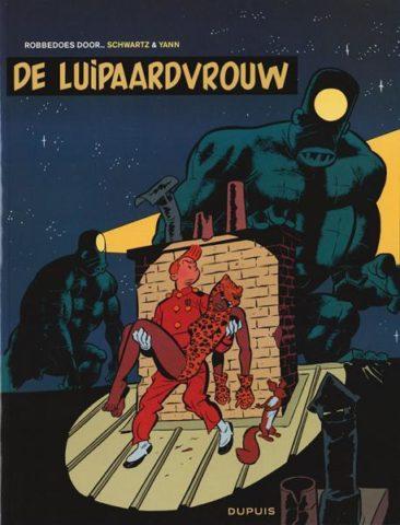 Robbedoes door, Luipaardvrouw 1, Strip, Stripverhaal, Stripboek, Kopen, Bestellen