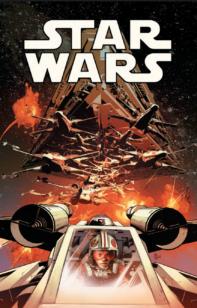 Star Wars 4, Last Flight of the harbinger, comics, comic, strip, stirpboek, stripverhaal, kopen, bestellen