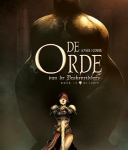 Orde van de Drakenridders, Silvester, Hardcover, strip, stripboek, album, kopen, bestellen
