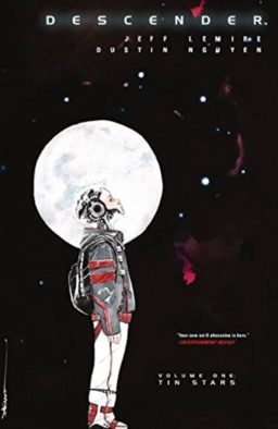 Descender 1, Jeff Lemire, Dustin Nguyen
