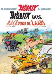 Asterix 37, Race door de Laars luxe